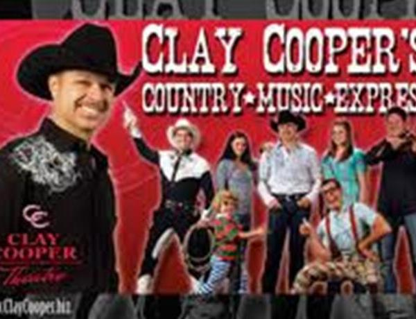 Clay Cooper Country Music Express - 062413_2097595971145188339