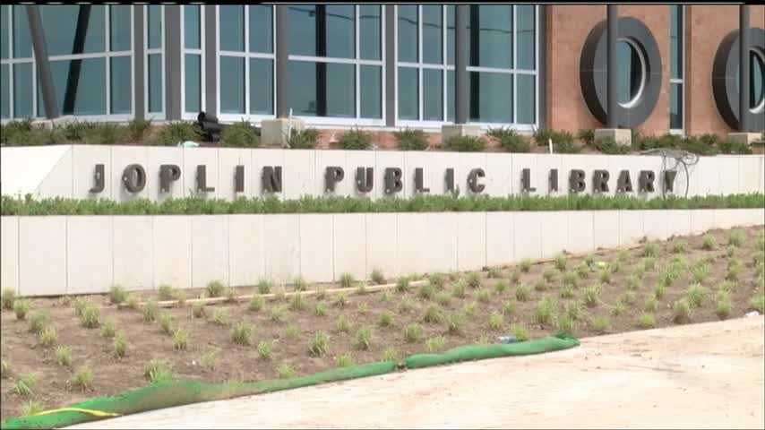 Joplin Public Library to temporary close for moving_68106021