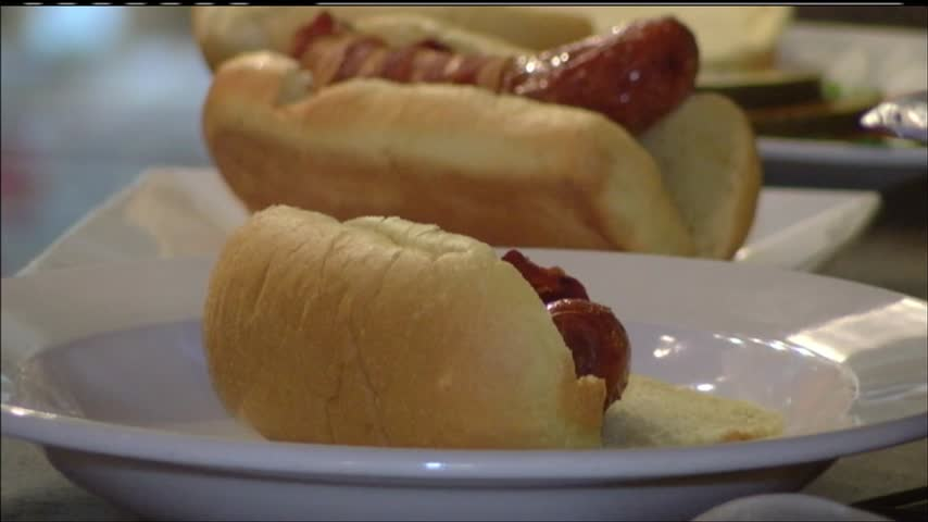 Instant Karma voted best hot dog in Missouri