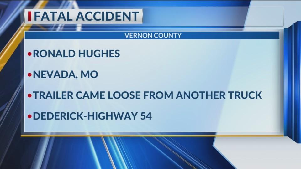 Nevada man killed in crash