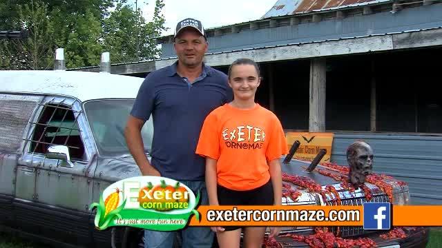 Exeter Corn Maze - Halloween Safety Tips (2) 2018