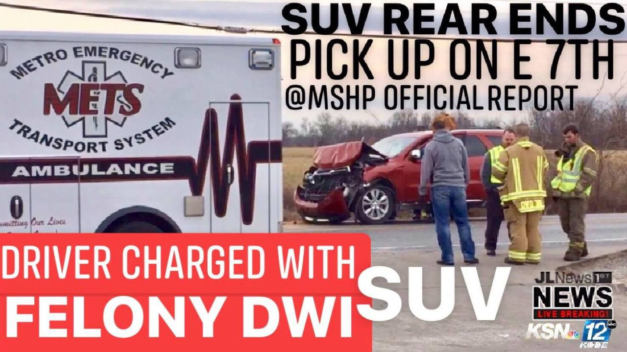 missouri state highway patrol weekend crash reports and