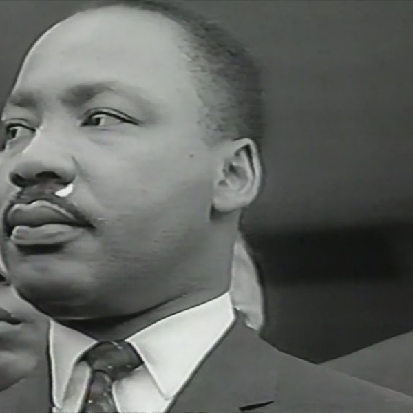 Black History Month: Meeting Dr. King