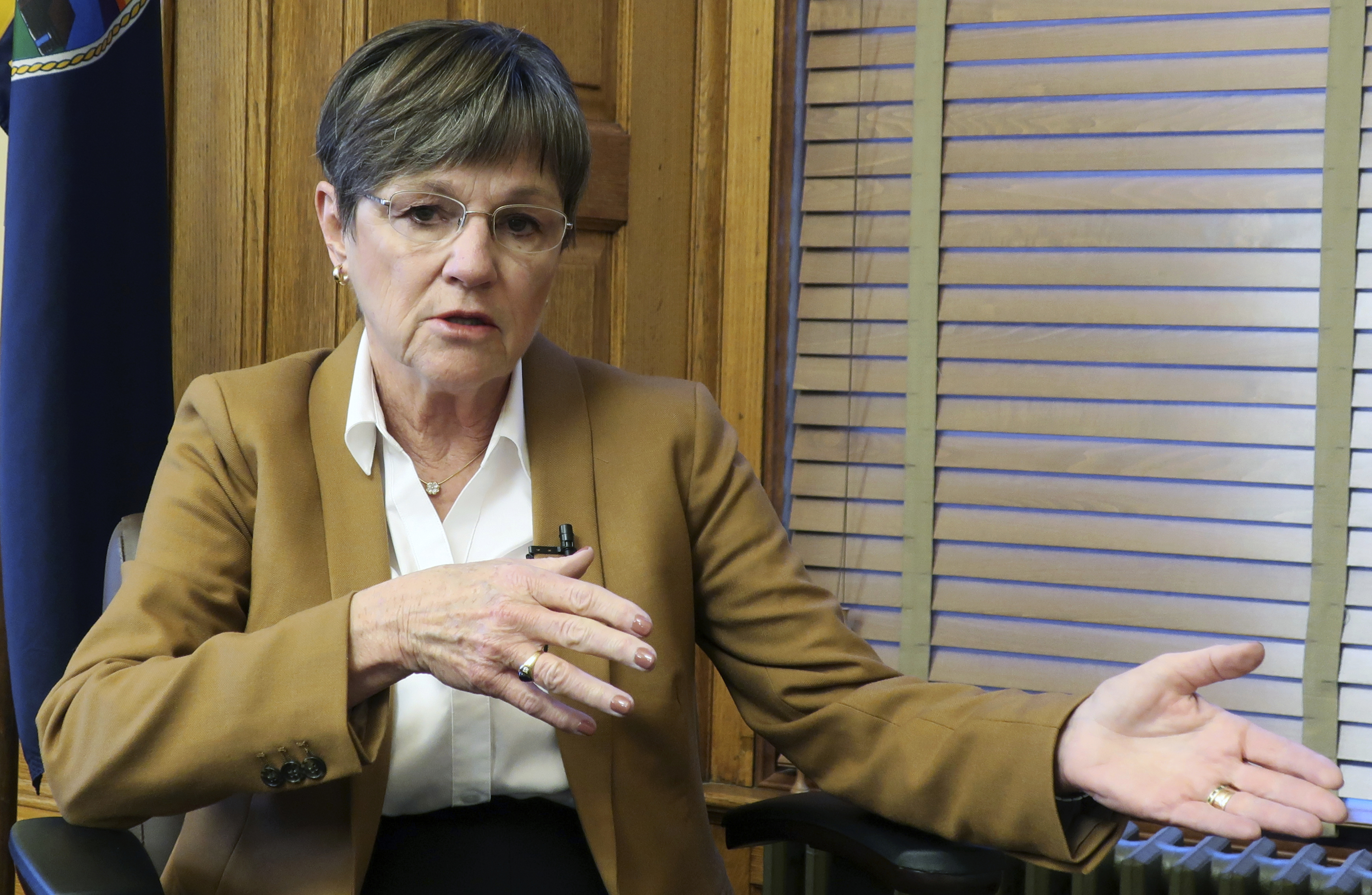 Interim Leader For The Kansas Department Of Corrections Named