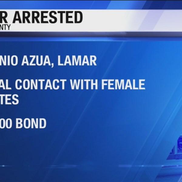 Jailer Arrested