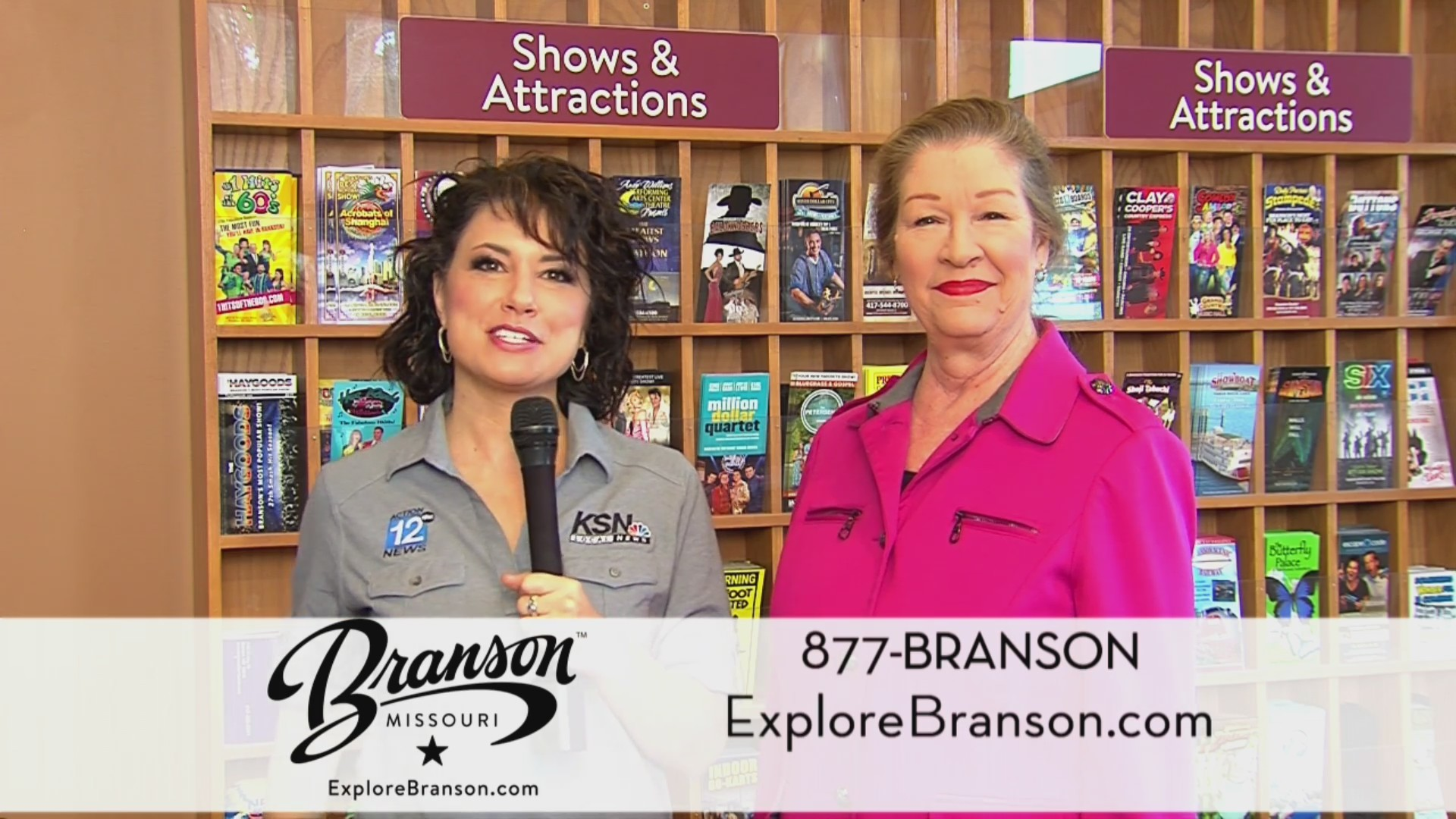 Branson Chamber of Commerce - What's Happening (032519)
