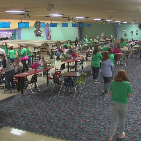 Carthage event helps provide funding for breast cancer survivors to get tattoos