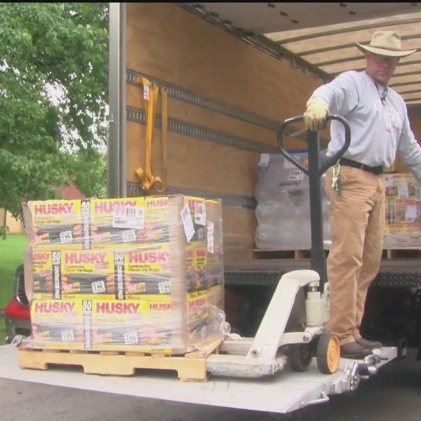 Assistance comes from Convoy of Hope to help those impacted by storms