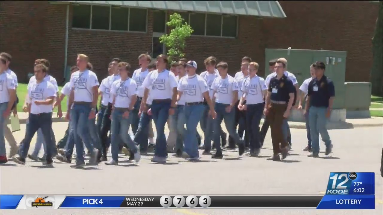 Oklahoma Boys State brings together young men for some life