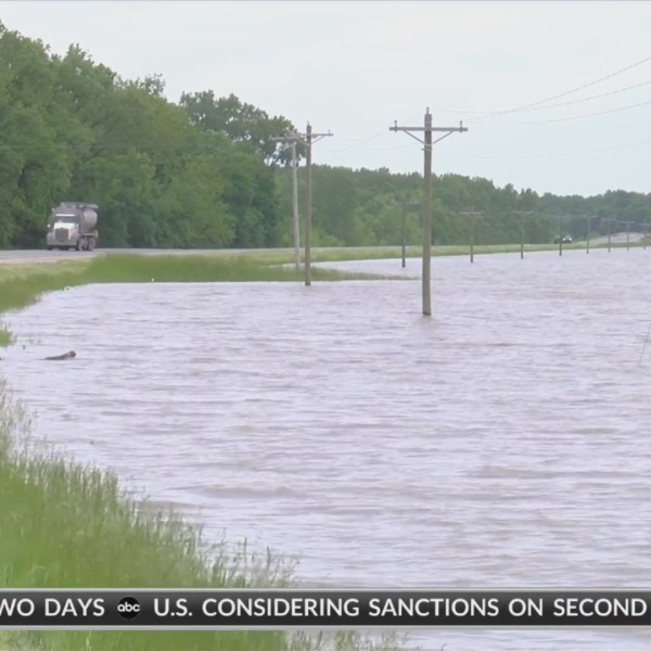 Neosho County emergency management continues to monitor flooding