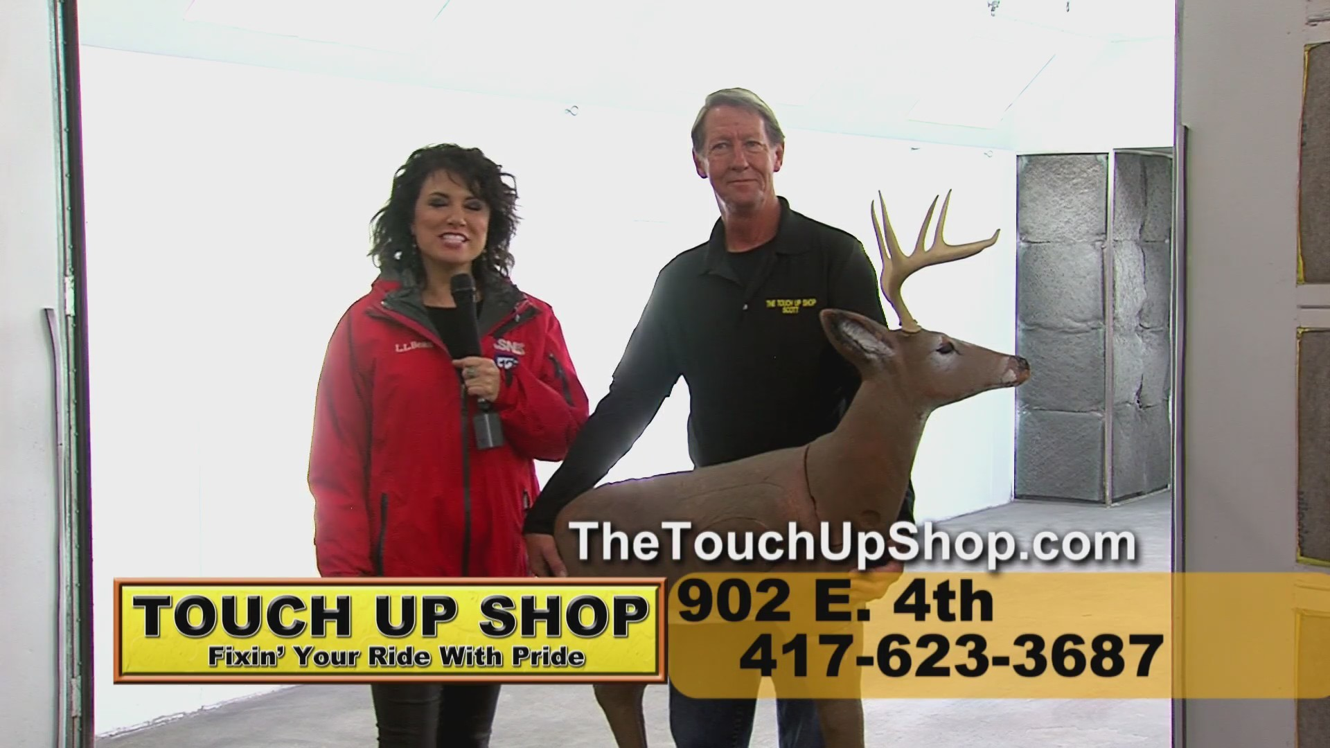 The Touch Up Shop - Dinger 2018 (051519)