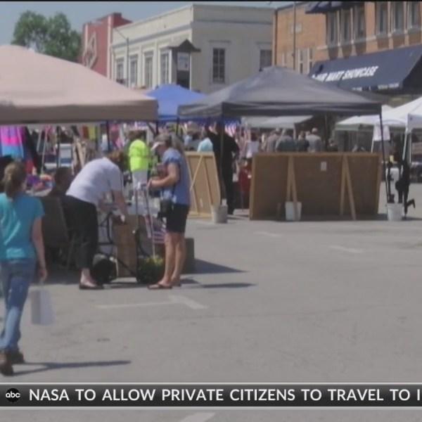 55th Annual Bushwhacker Days underway in Nevada