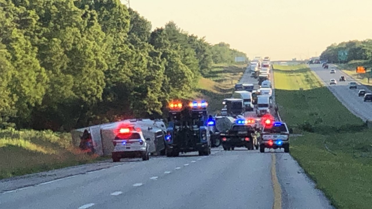 Hwy 1 Accident Today