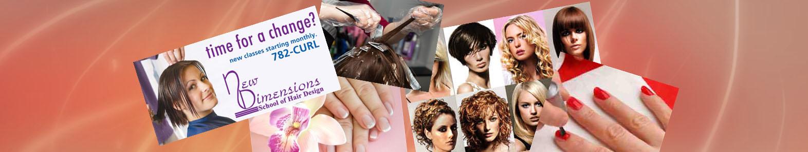 New Dimensions School of Hair Design