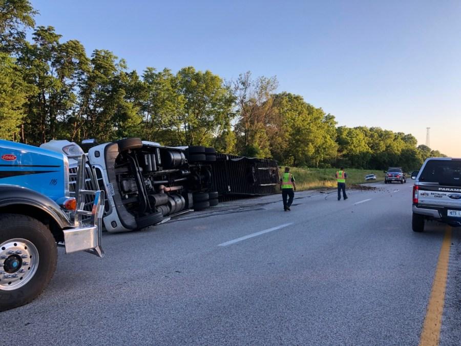Man Dies After Crash on I-44 | KSNF/KODE - FourStatesHomepage com