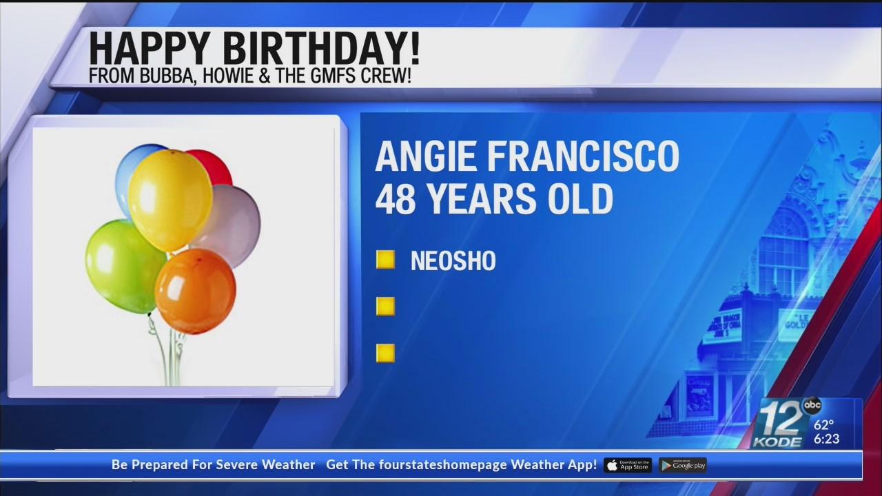Birthday Spotlight: 7-23-2019 | KSNF/KODE - FourStatesHomepage com