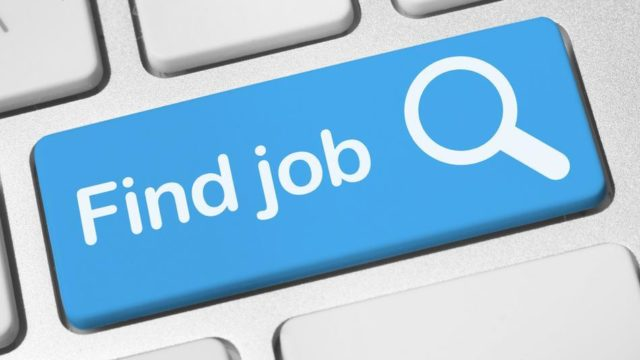 Search for a Job
