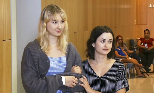 Brynn Ota-Mathews, Gabriella Gaus