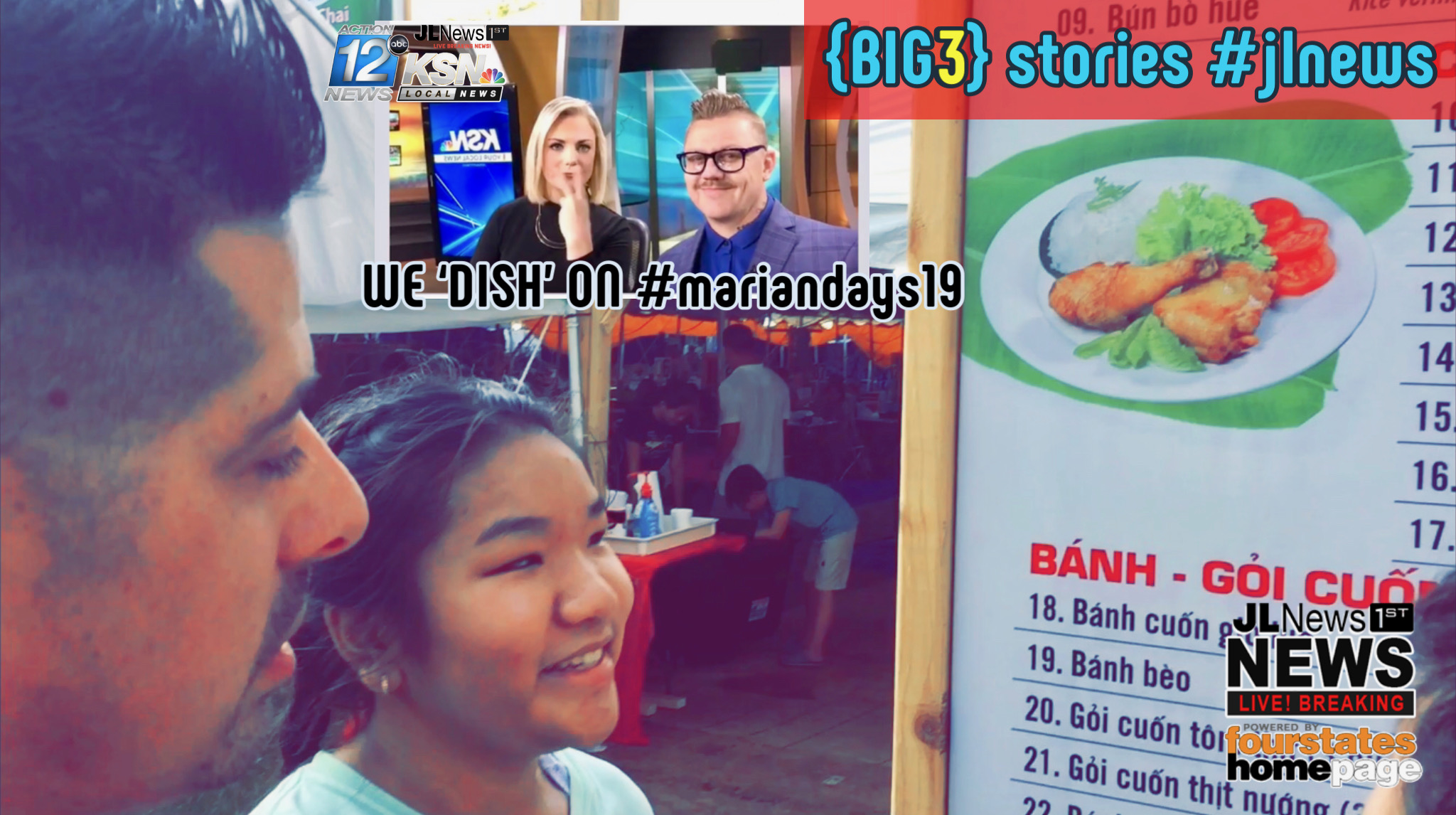 The {big3} Joplin News First stories of the week #KSN16 | KSNF/KODE