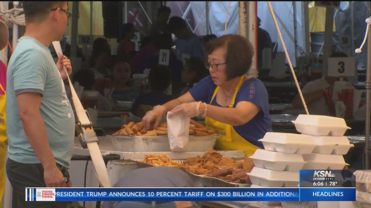 Marian Days kicks off in Carthage, bringing thousands to