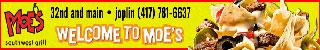 Moe's SW Grill - Joplin