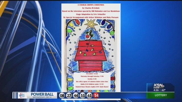Stained Glass Theatre Joplin A Charlie Brown Christmas Ksnf Kode Fourstateshomepage Com