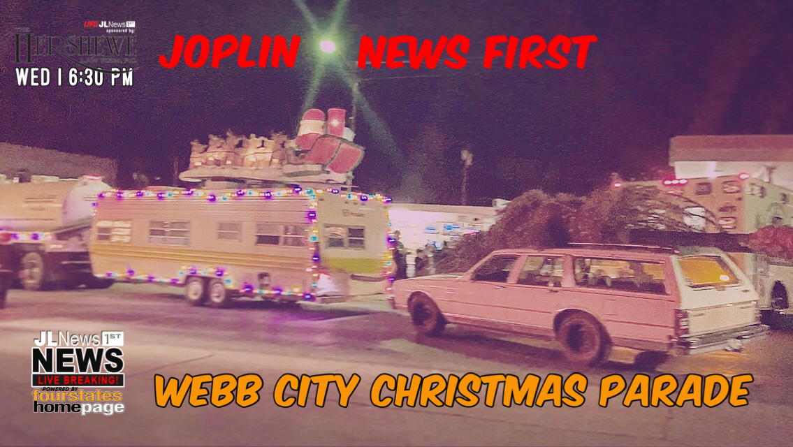 Pittsburg Ks Christmas Parade 2020 Webb City Christmas Parade; Great weather equals great turnout
