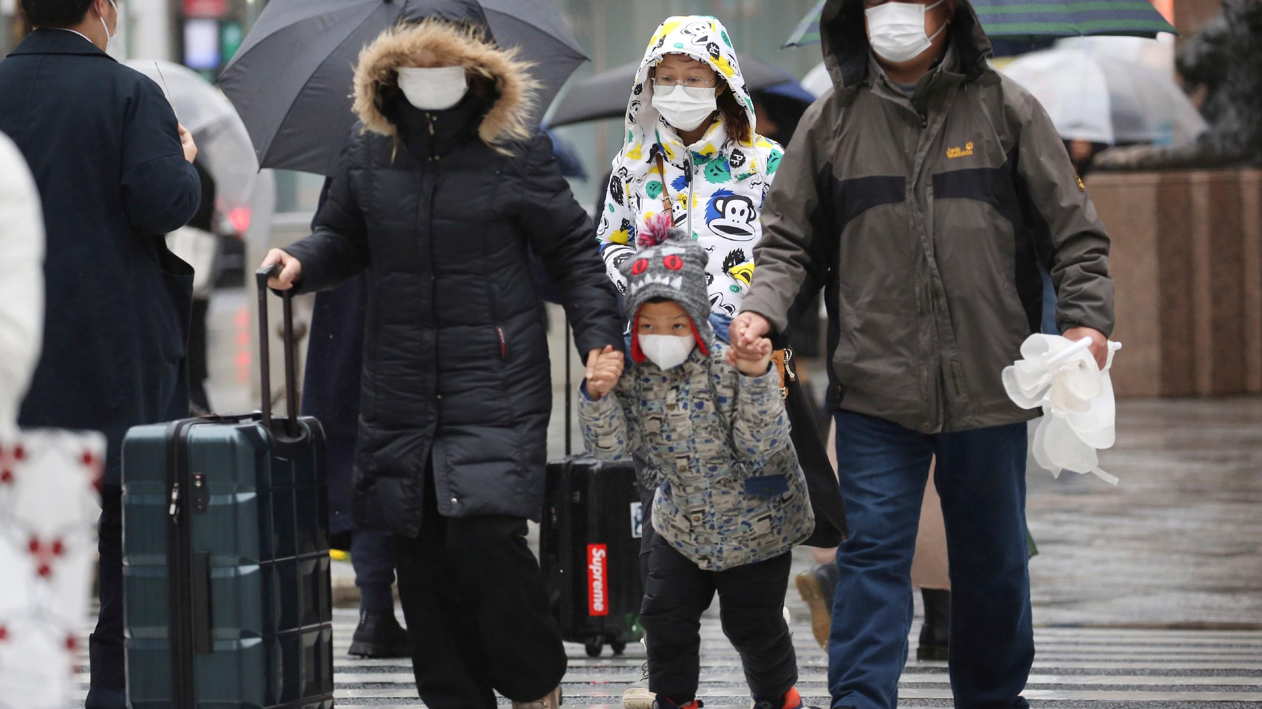Ksnf Sends Latest Citizens Evacuate The China To Japan – Plane
