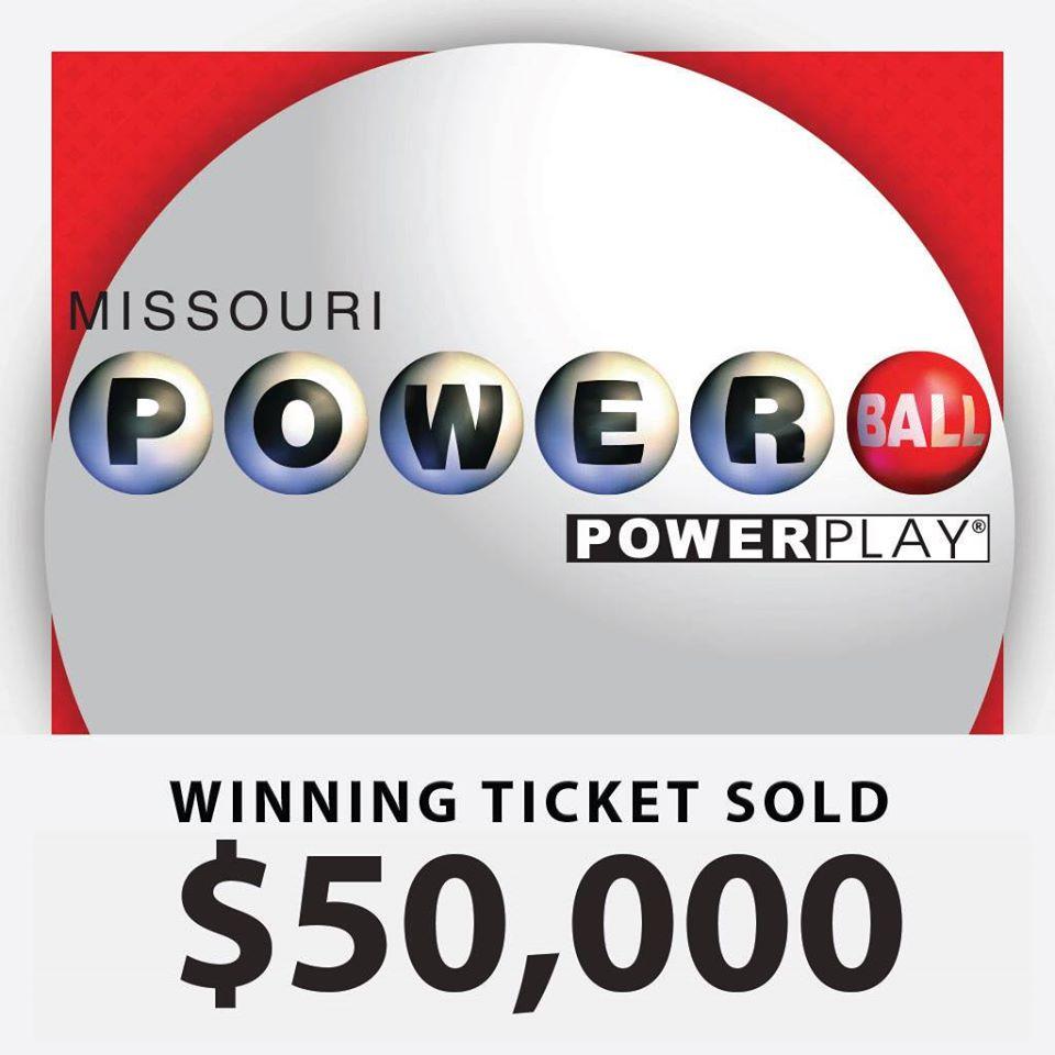 50k Winning Powerball Ticket Sold In Joplin Ksnf Kode Fourstateshomepage Com