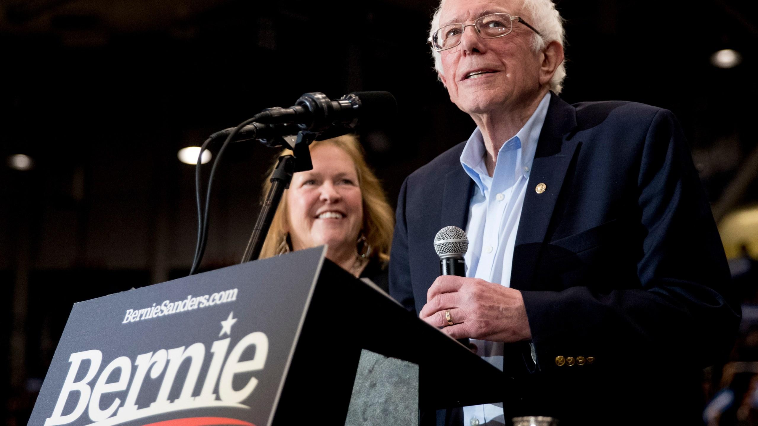 Bernie Sanders, Jane Sanders