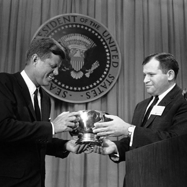 John F. Kennedy, William J. Small