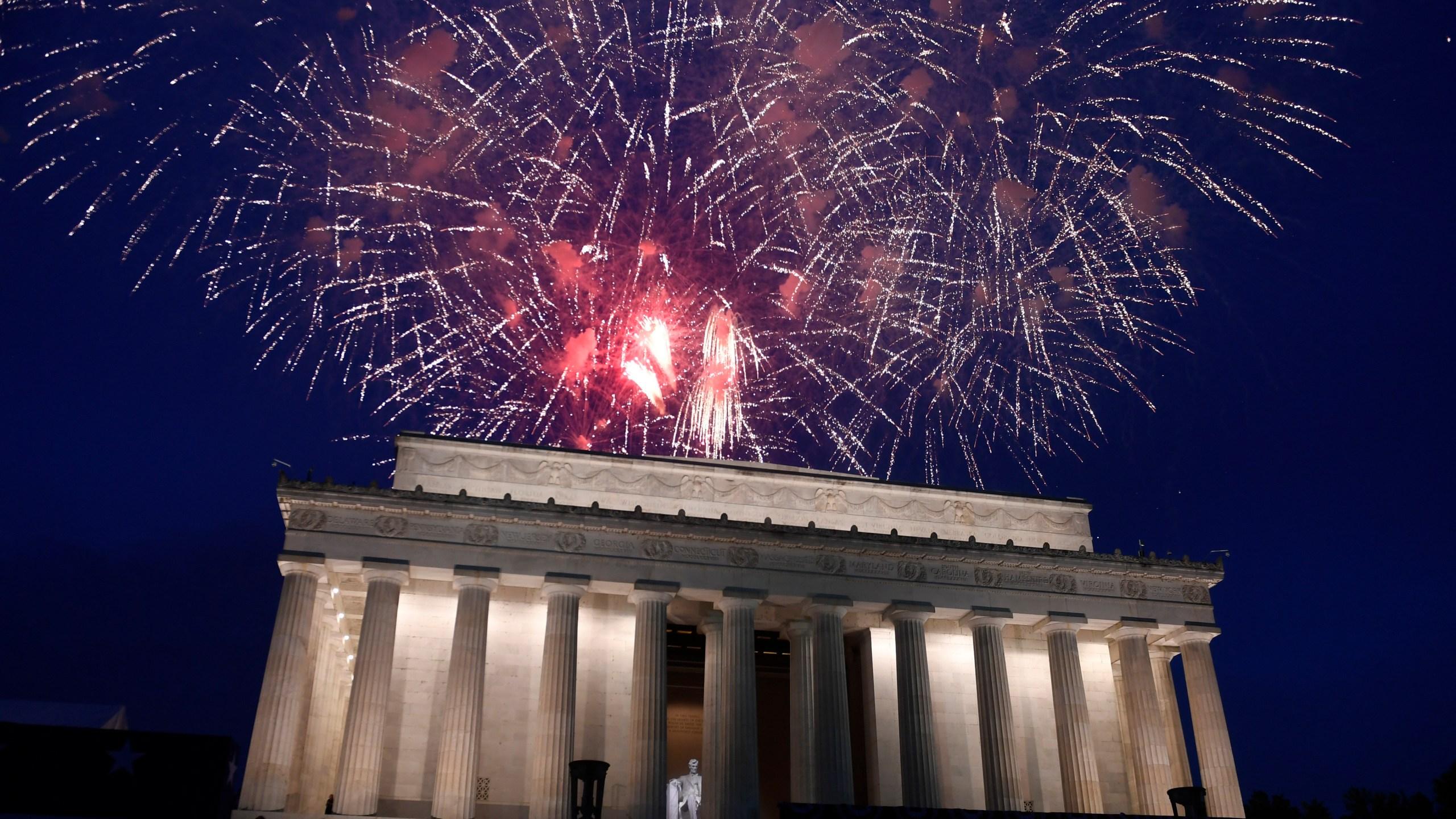 Washington Fireworks