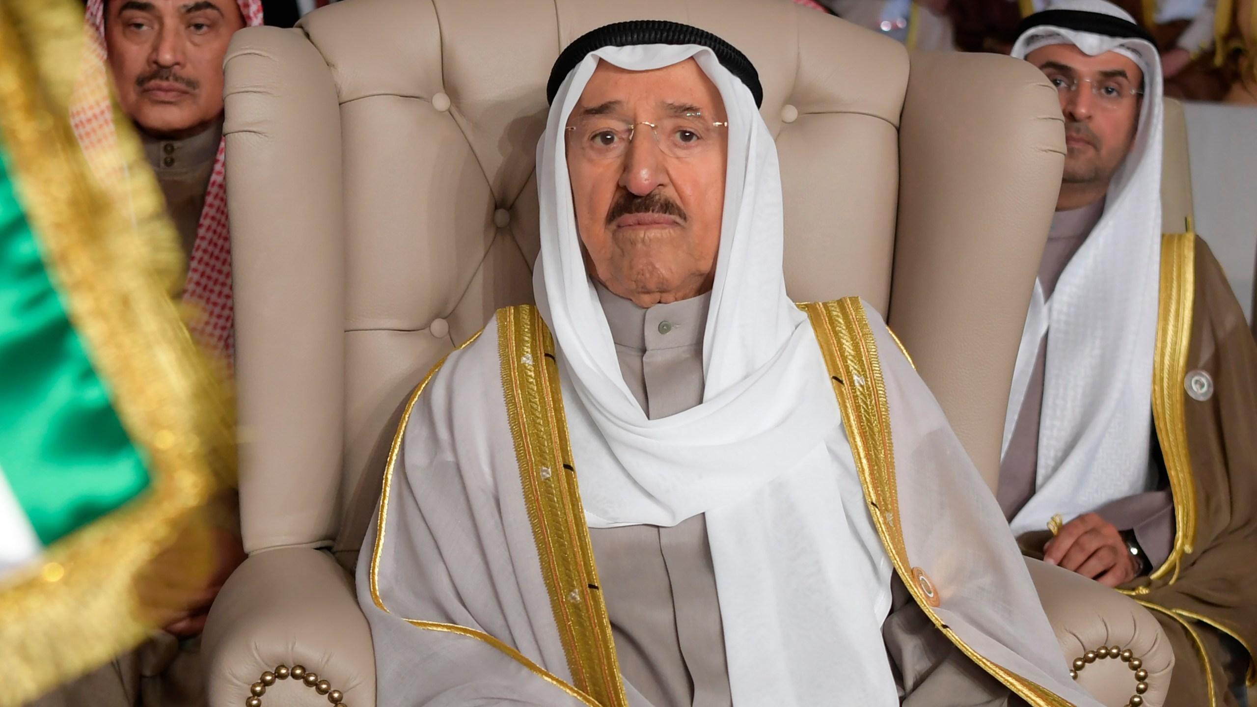 Sabah Al Ahmad Al Sabah