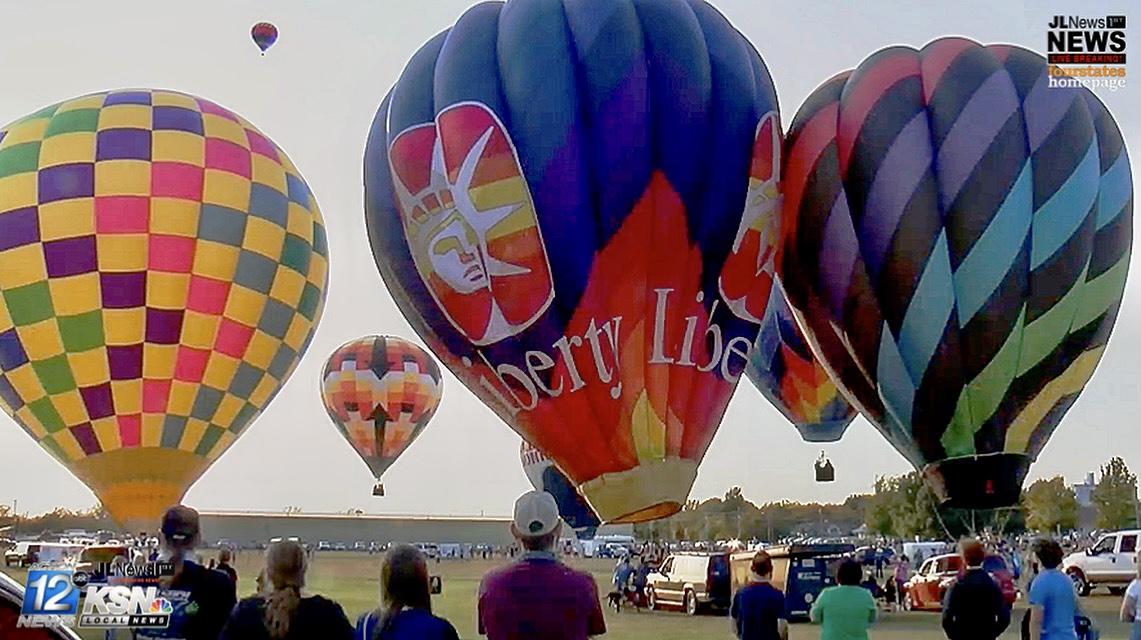 51st Annual Columbus Day Festival, celebrate with a hot air balloon regatta - KSNF/KODE - FourStatesHomepage.com