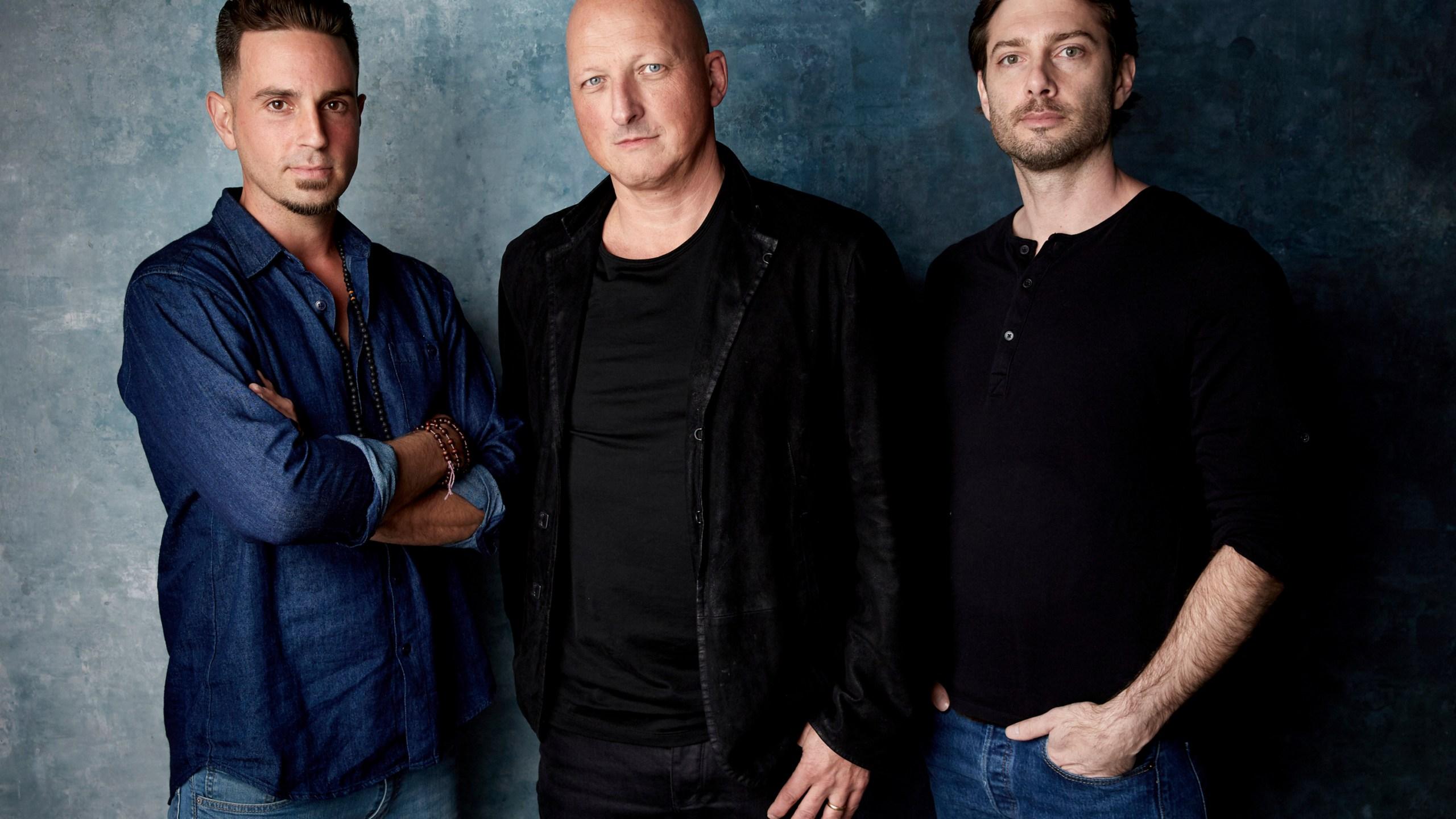 Wade Robson, Dan Reed, James Safechuck