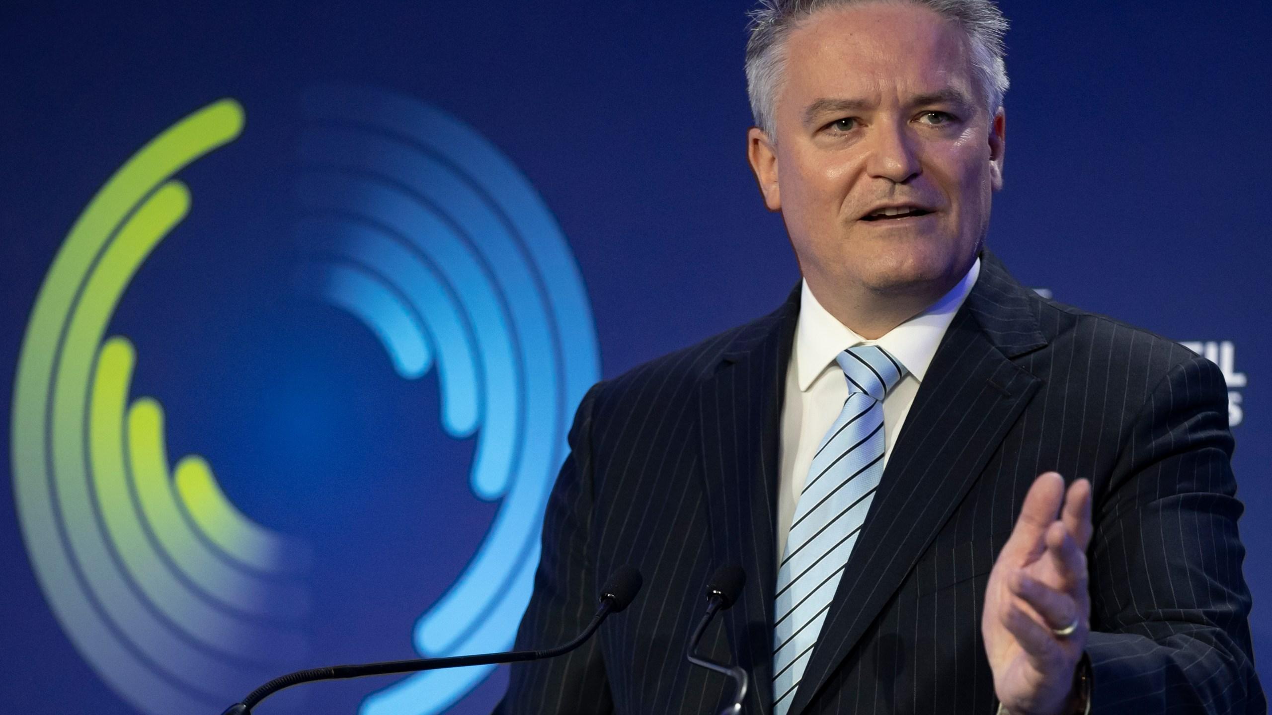 OECD Secretary General Gurria handover ceremony with incoming Secretary General Cormann