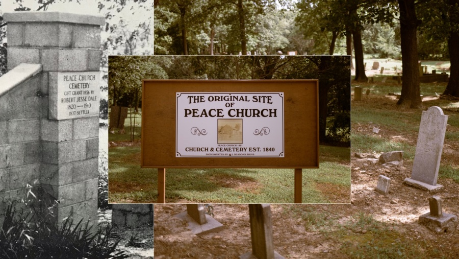 Historic Joplin Highlights: the life of Peace Church cemetery, its ongoing success story