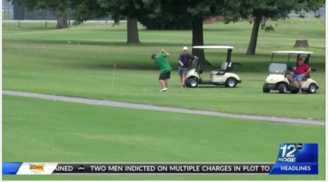 Joplin residents are teeing off to raise money for one of Joplin's oldest cultural celebrations